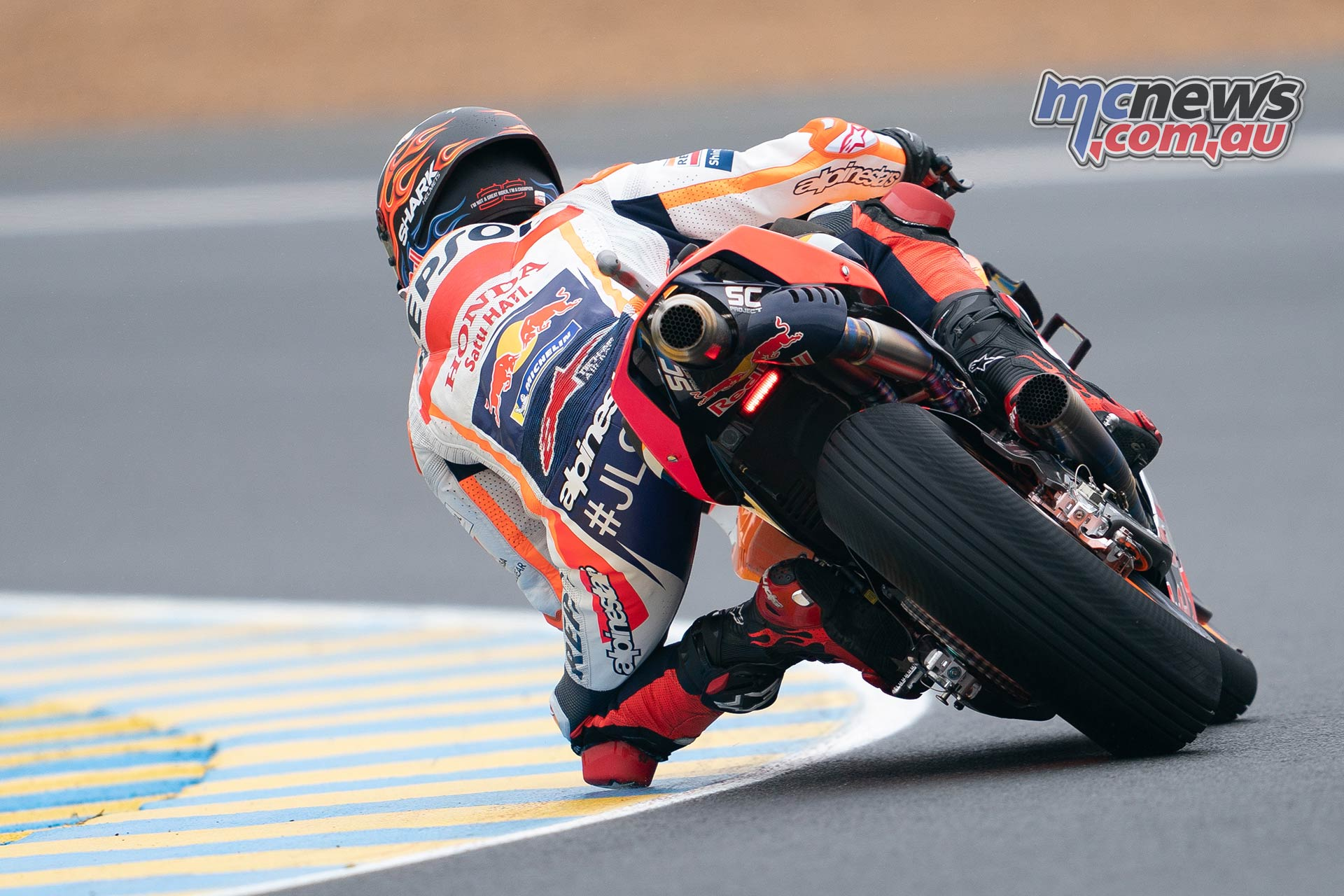 MotoGP Rnd LeMans QP Lorenzo