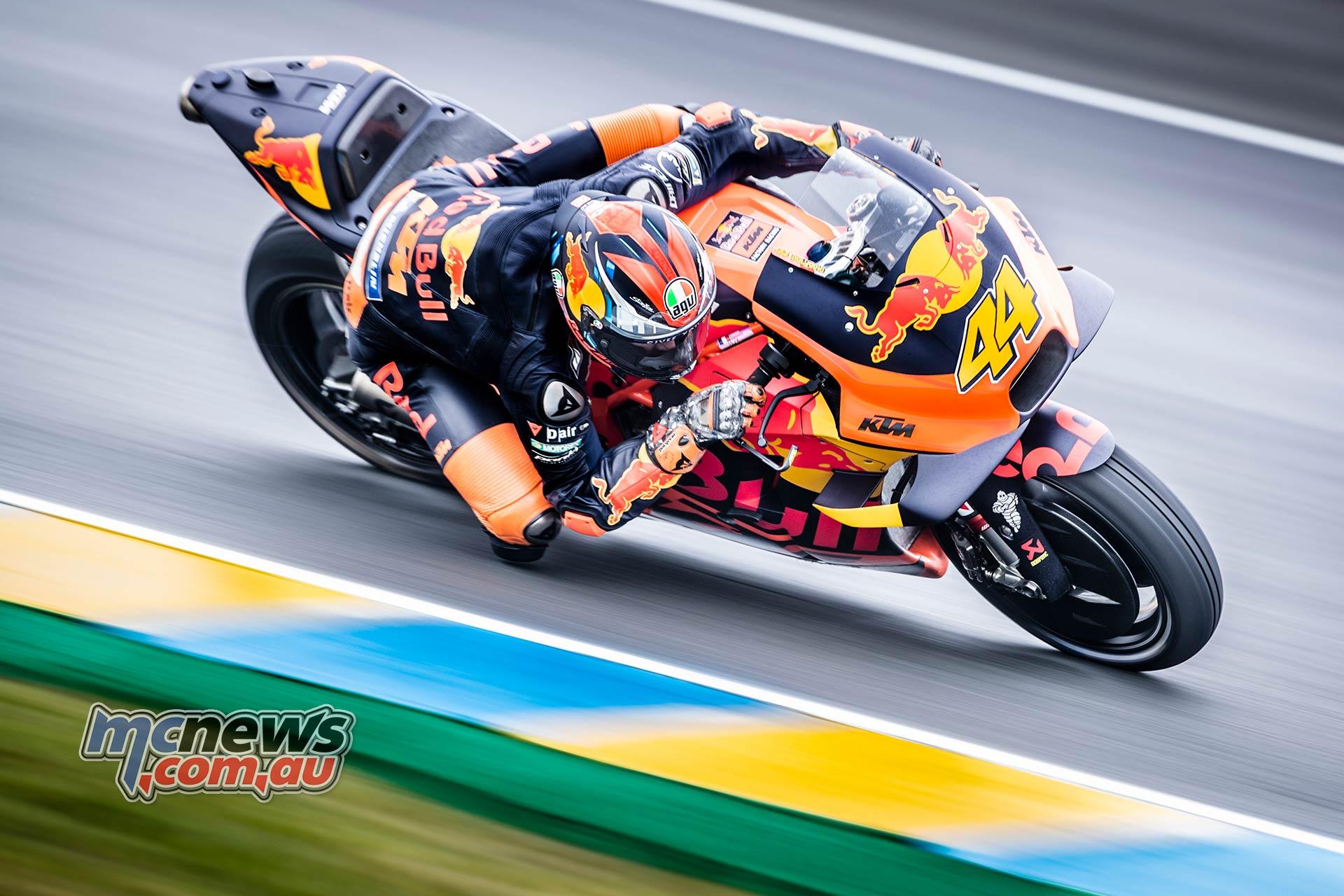 MotoGP Rnd LeMans QP Pol Espargaro