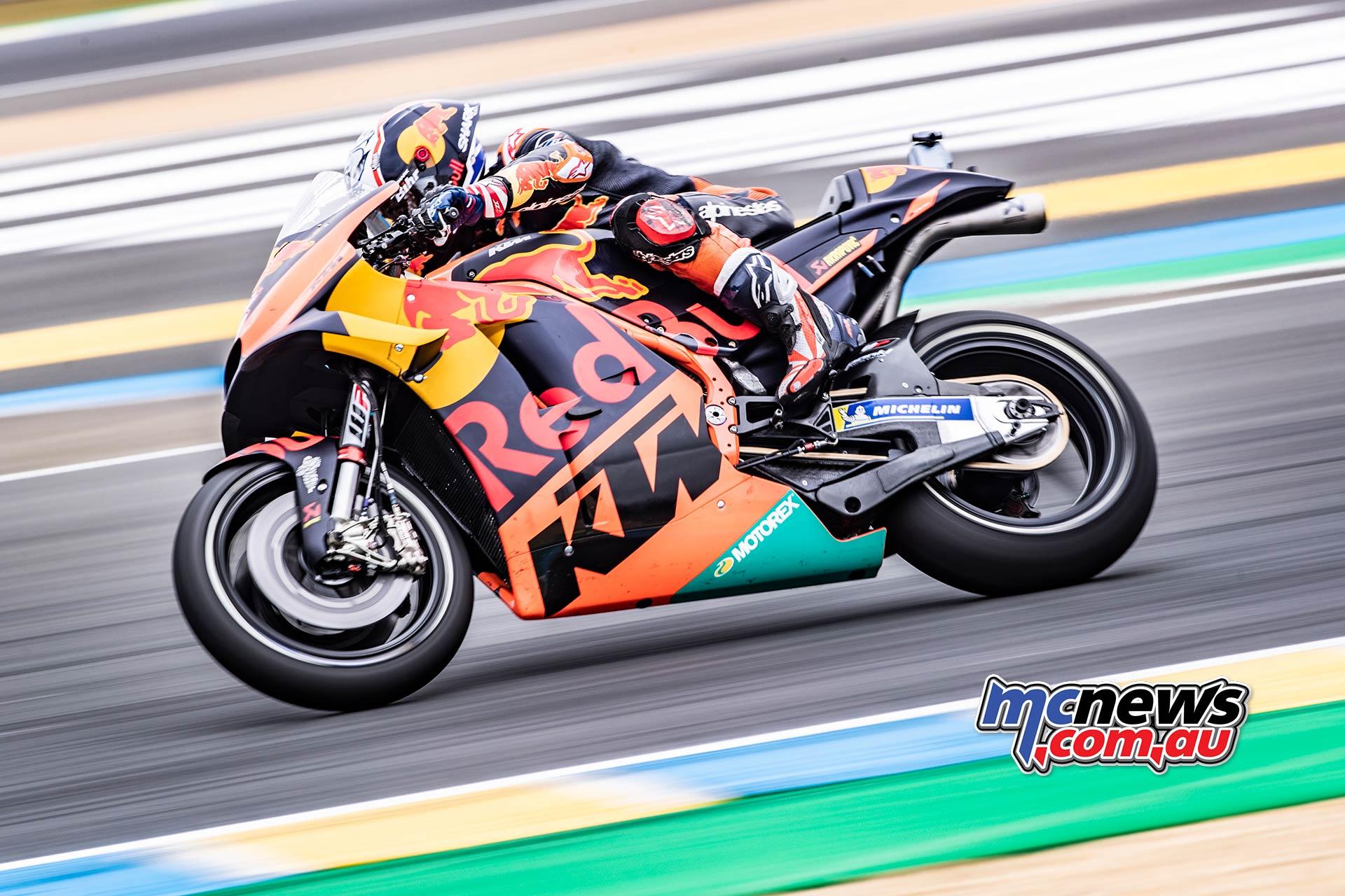 MotoGP Rnd LeMans Zarco