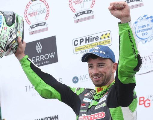 NW Glenn Irwin Superbike Winner