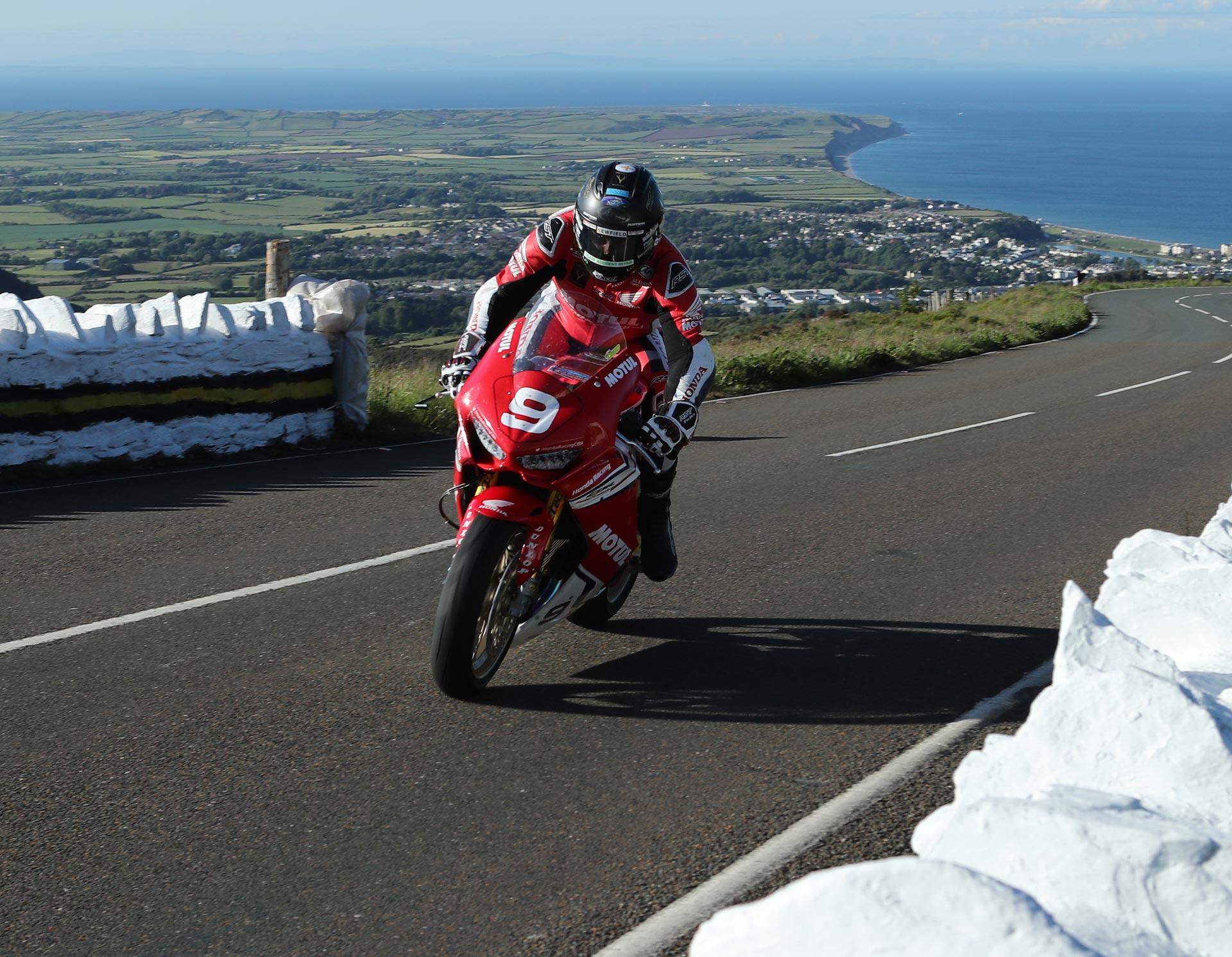 TT Qualifying Tuesday David Johnson