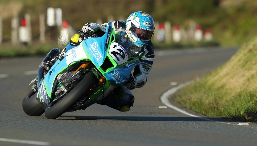 TT Qualifying Tuesday Dean Harrison