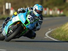 TT Qualifying Tuesday Dean Harrison