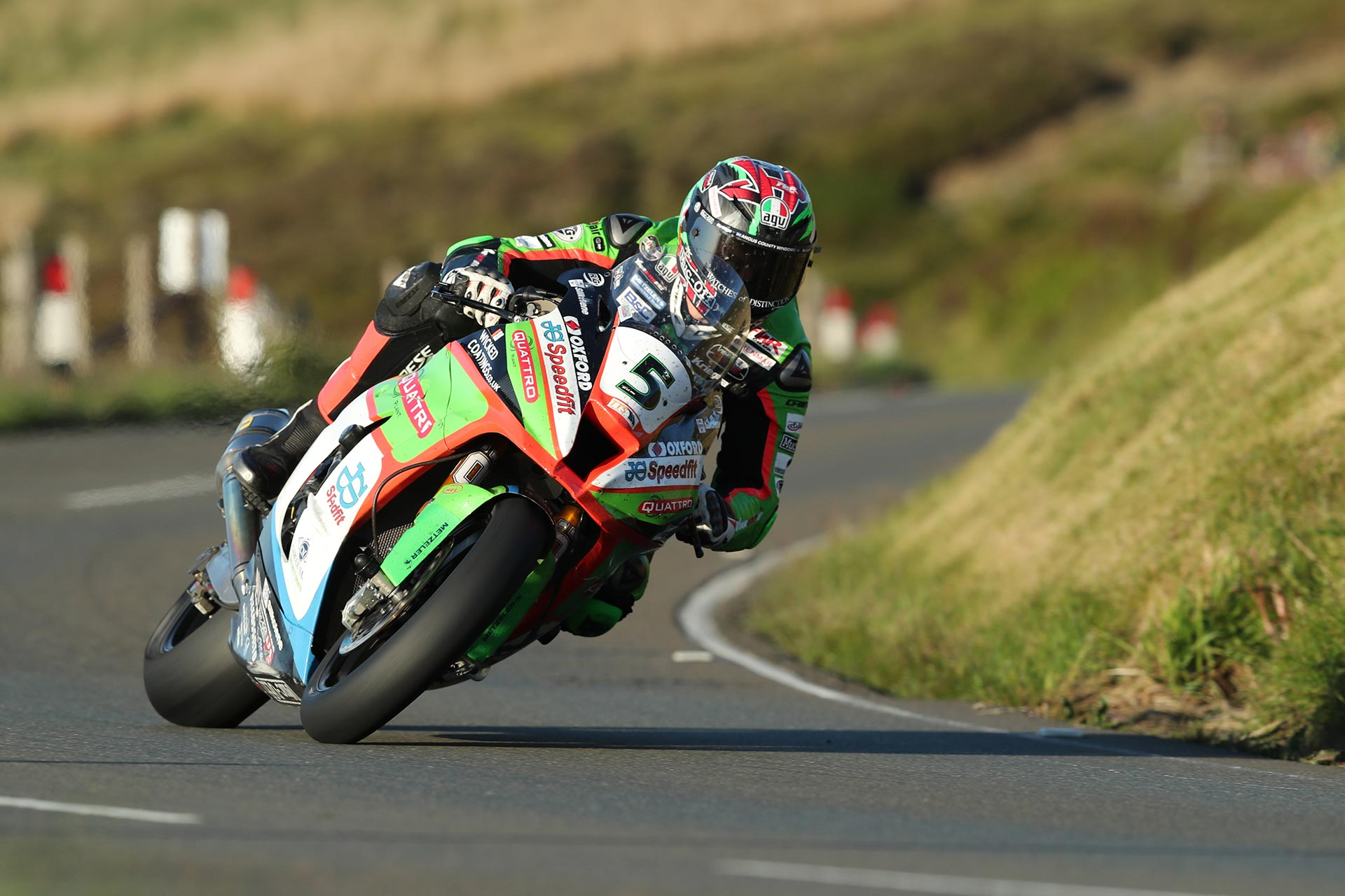 TT Qualifying Tuesday James Hillier