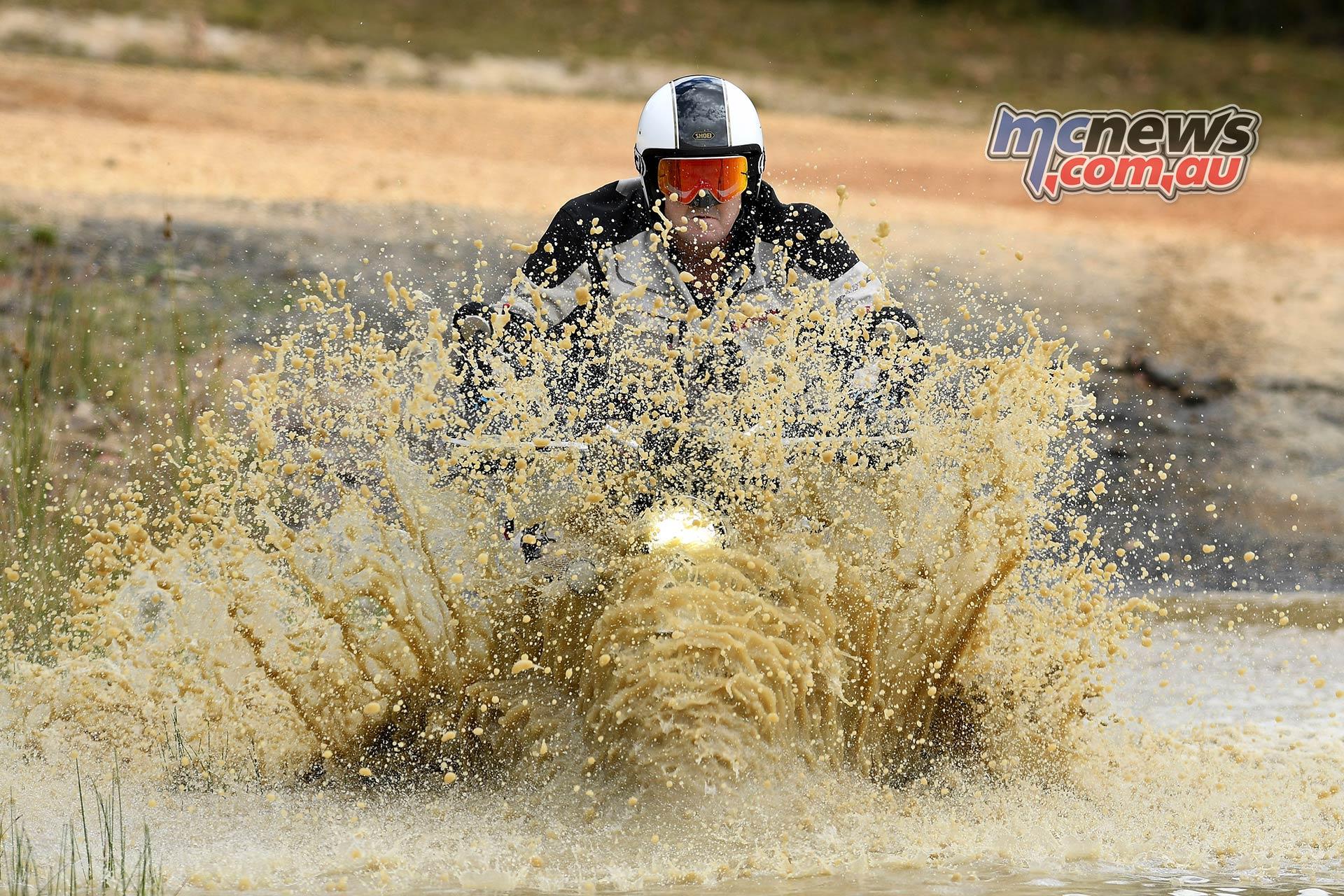 Triumph Scrambler XE Trev Water