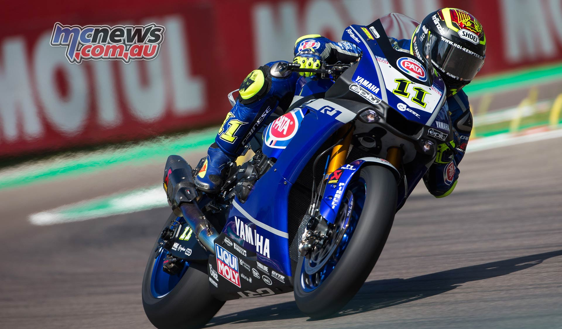 WSBK Rnd Imola Friday Cortese