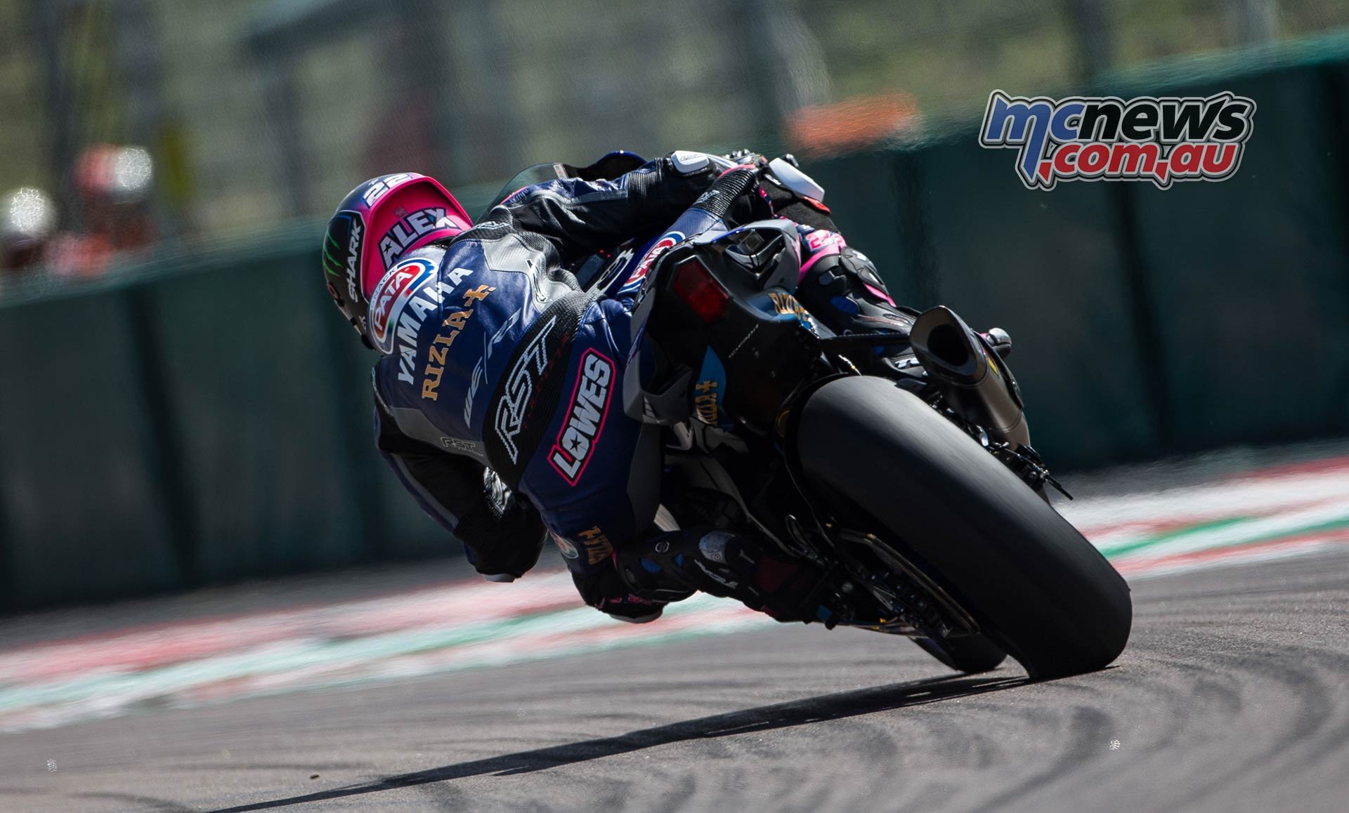 WSBK Rnd Imola Friday Lowes