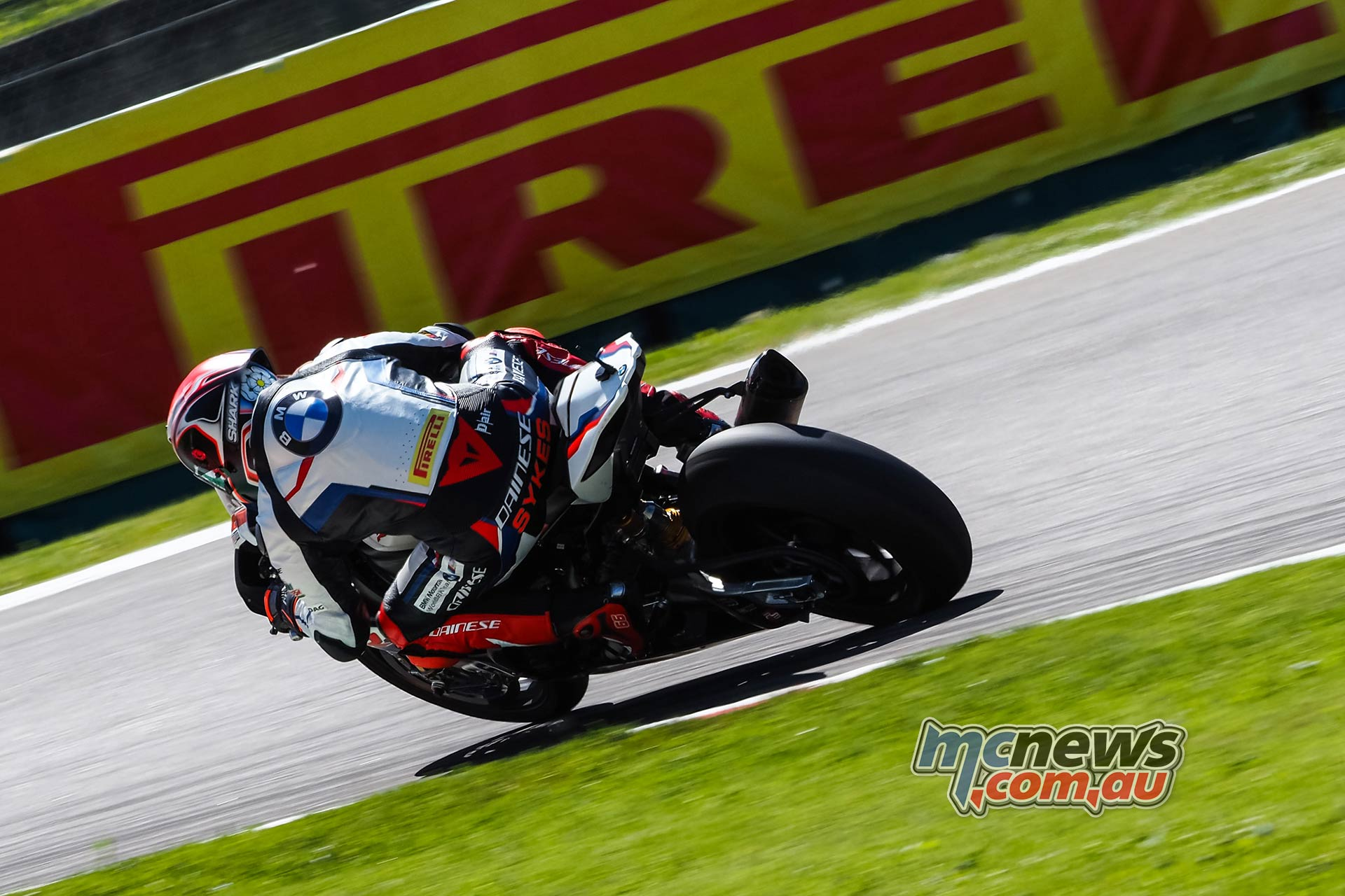 WSBK Rnd Imola Friday Sykes