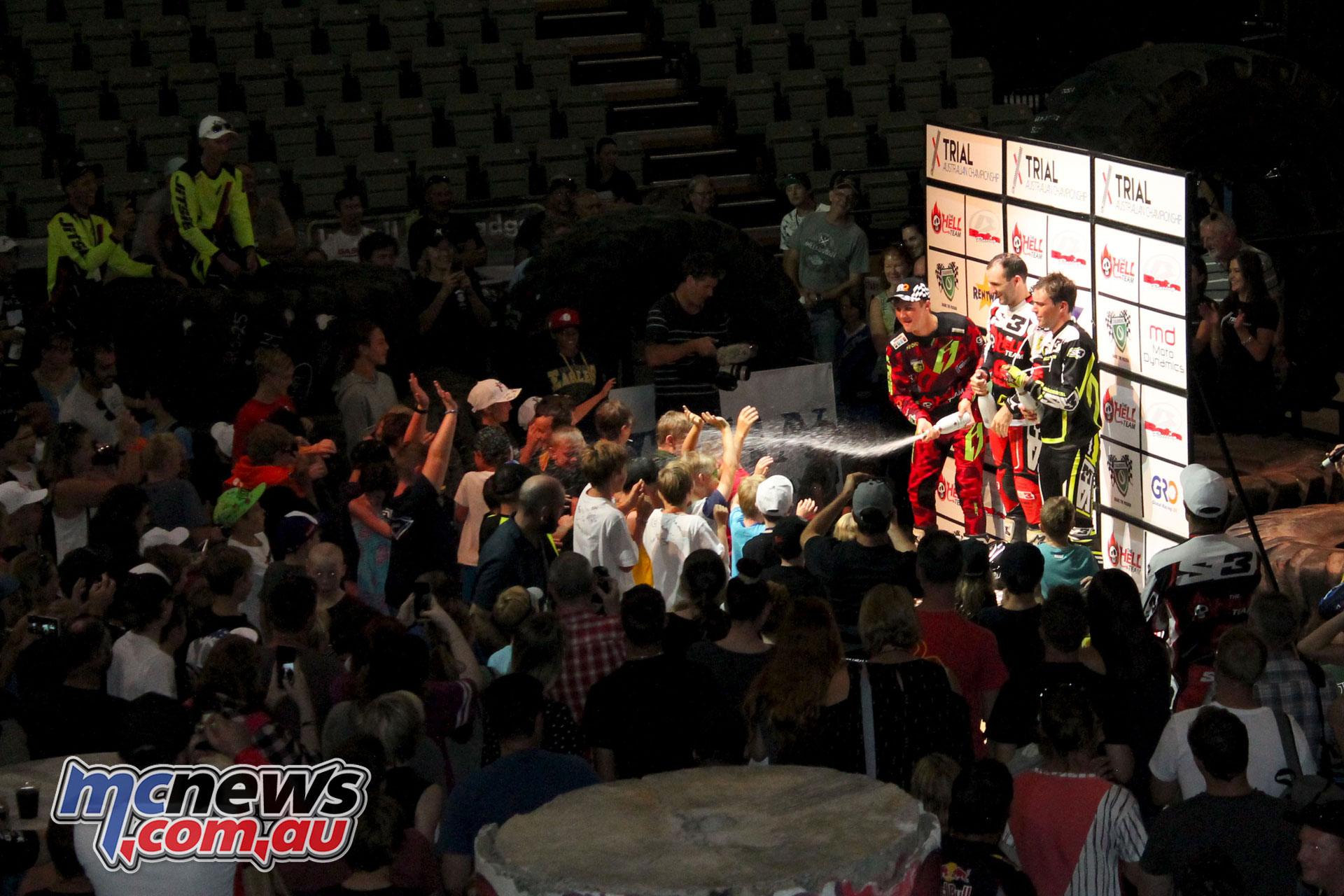 X Trial Australian Championship Preview