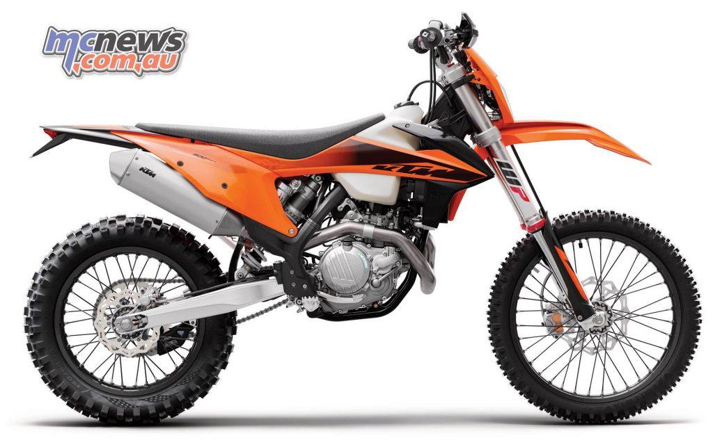Enduro KTM EXC F RHS Studio