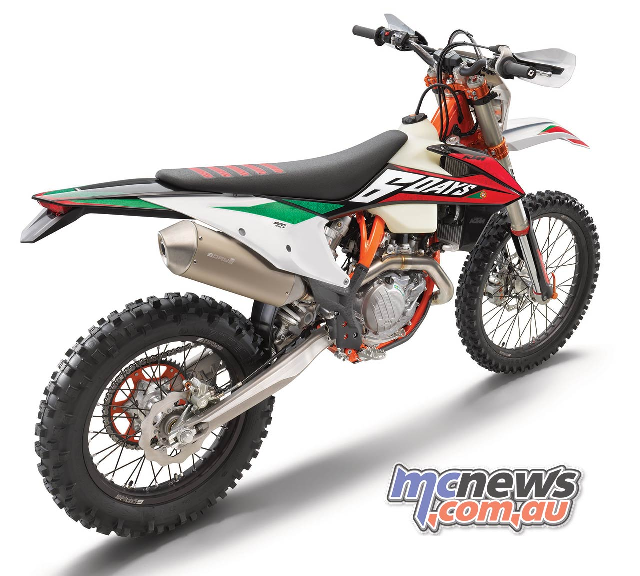2020 KTM Enduro Range | Full Specs | New ErzbergRodeo 300