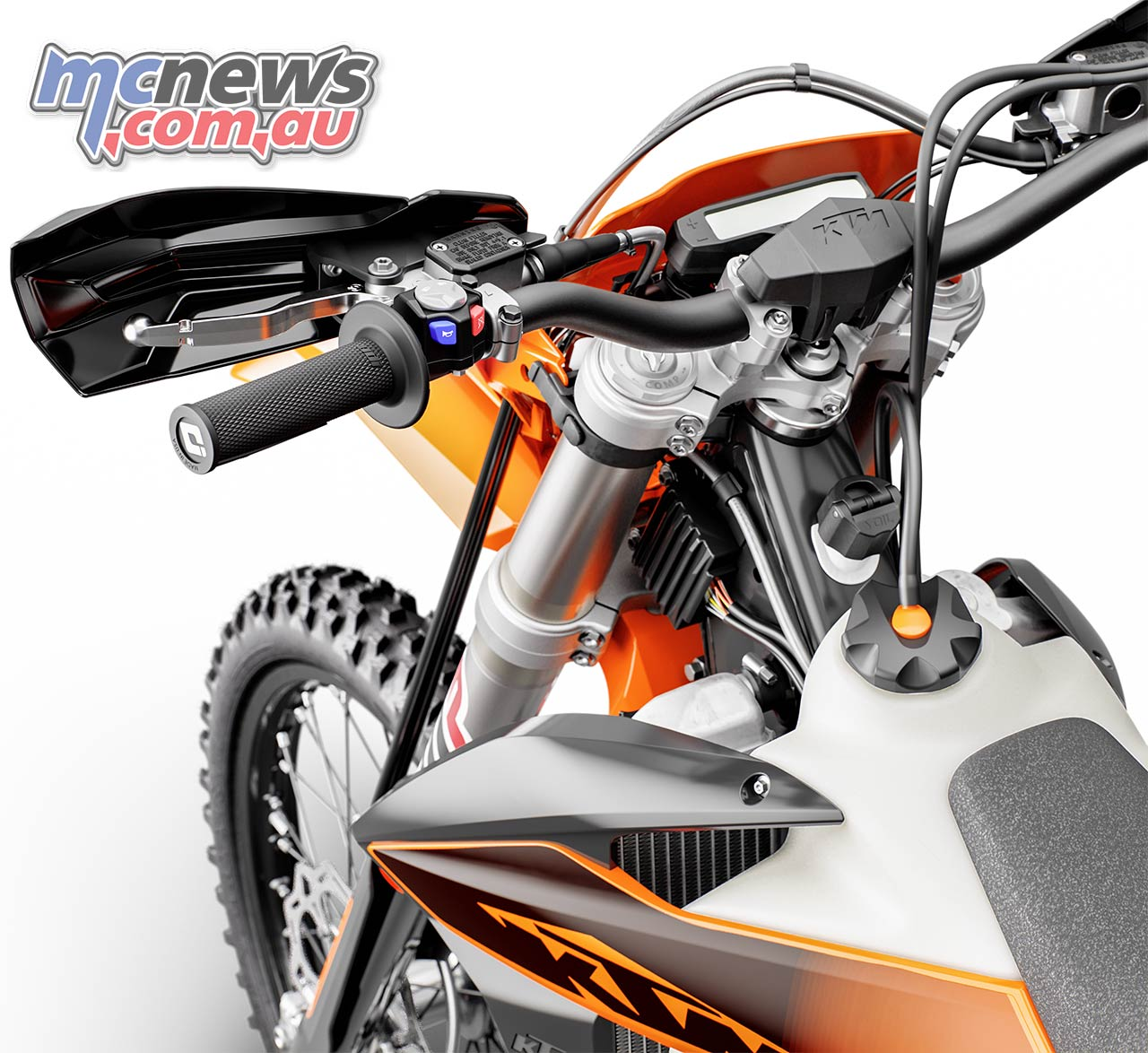 Enduro KTM EXC EXC F Bars