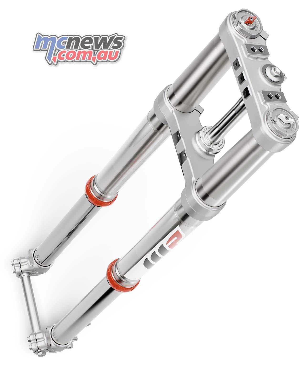 Enduro KTM EXC EXC F Forks