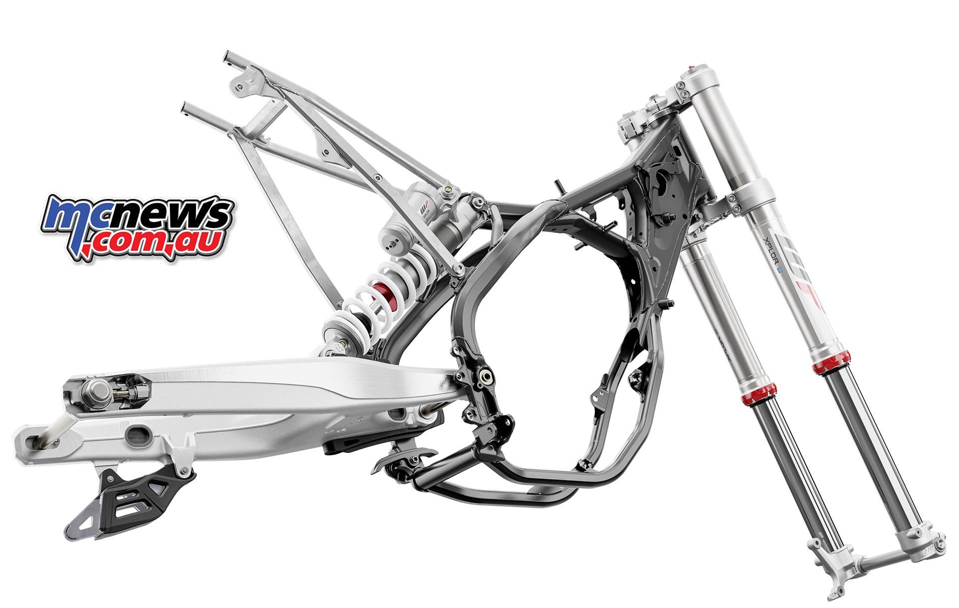 Enduro KTM EXC EXC F Frame