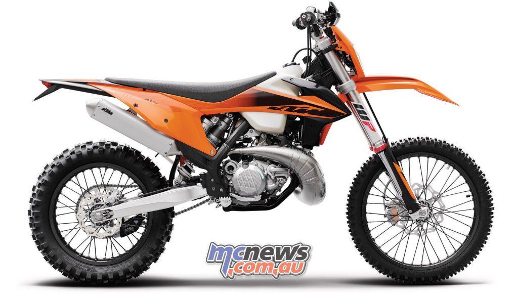 KTM EXC TPI