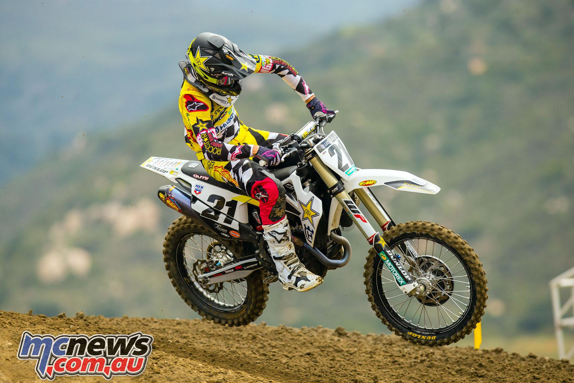 AMA Pro MX Rnd FoxRaceway Anderson JK MX Pala