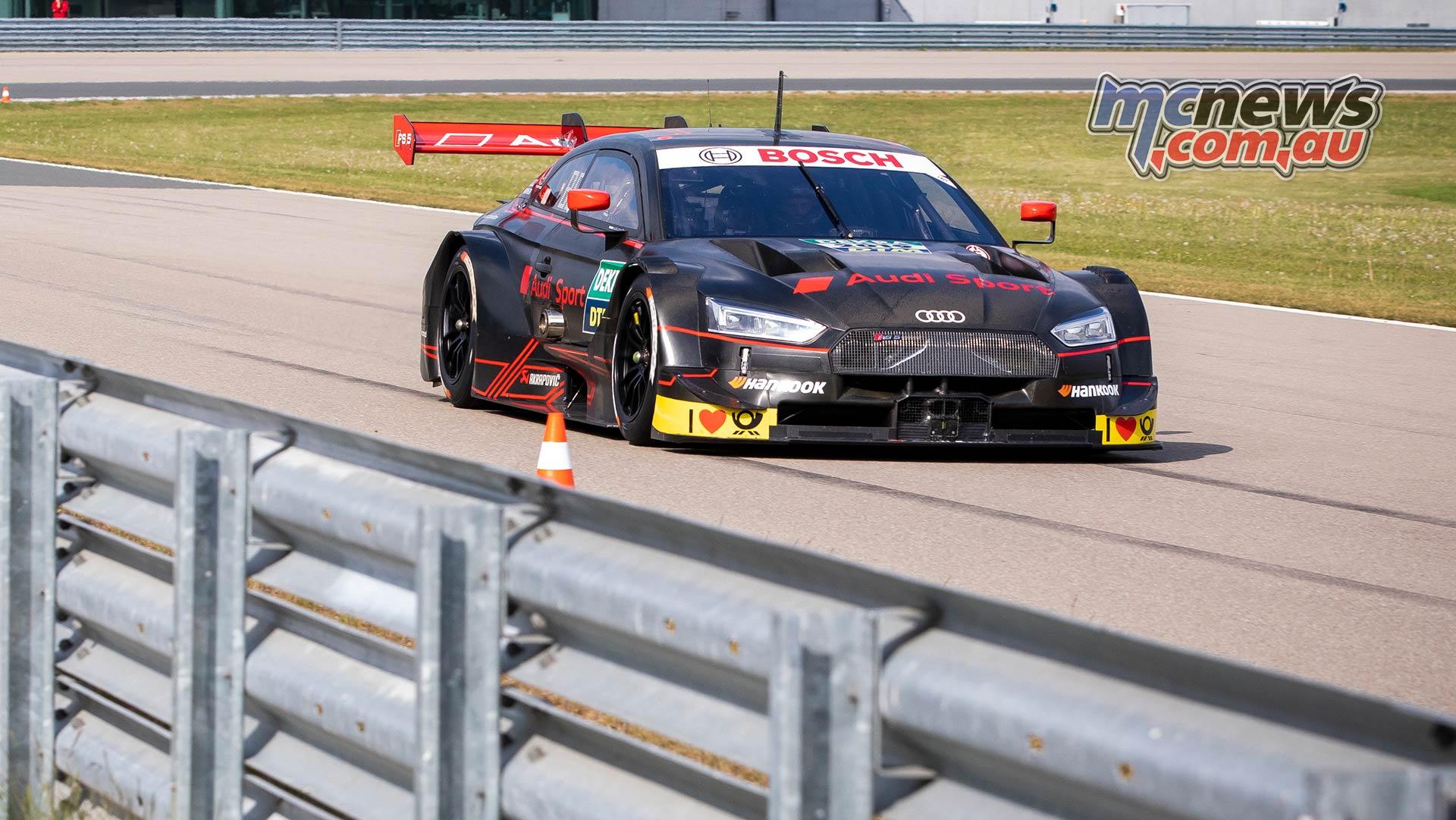 Andrea Dovizioso Audi RS DTM