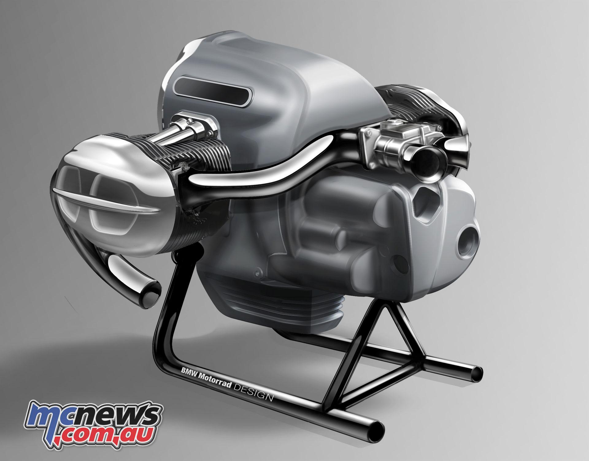 BMW Motorrad Concept R18 | Big Boxer Custom | MCNews com au