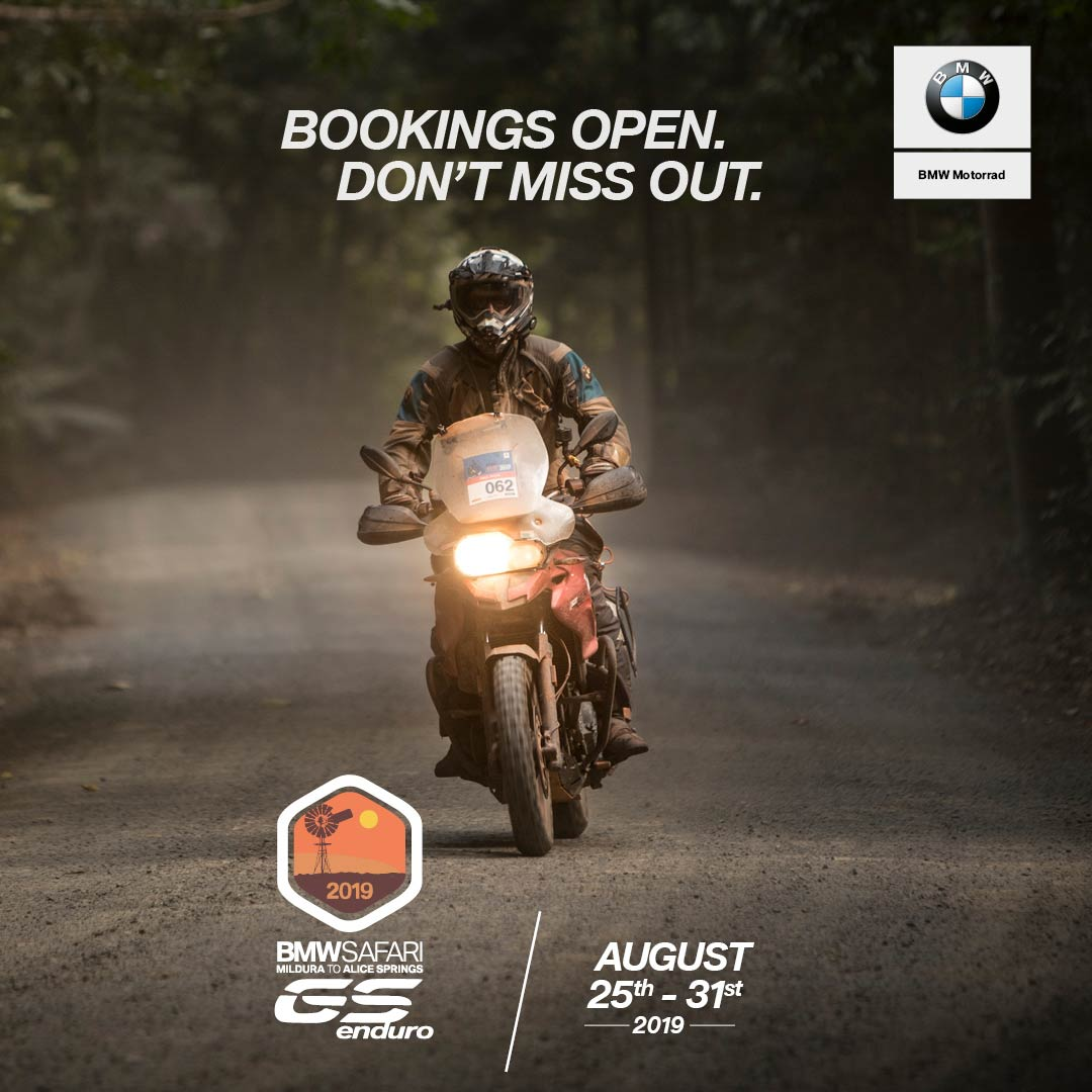 BMW Motorrad GS Experience GS Events