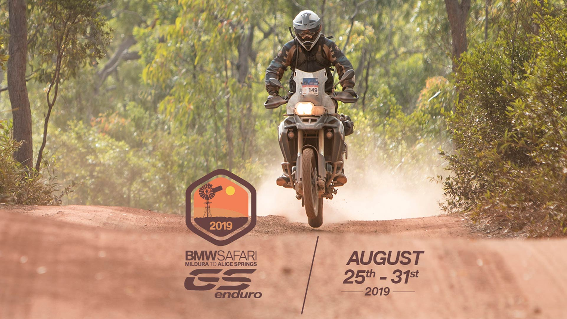 BMW Motorrad GS GS Events Safrair Enduro