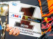Cooper Webb AMA SX Champion