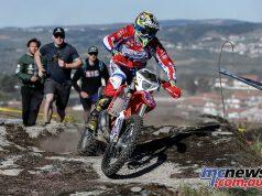 EnduroGP Portugal Rnd Steve Holcombe