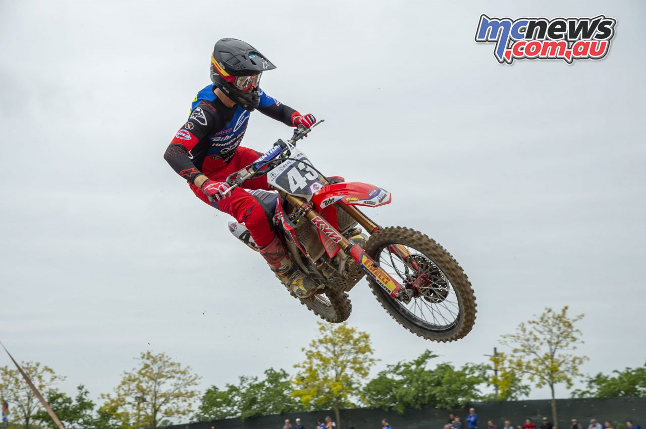 MXGP Lombardia Rnd Mitch Evans