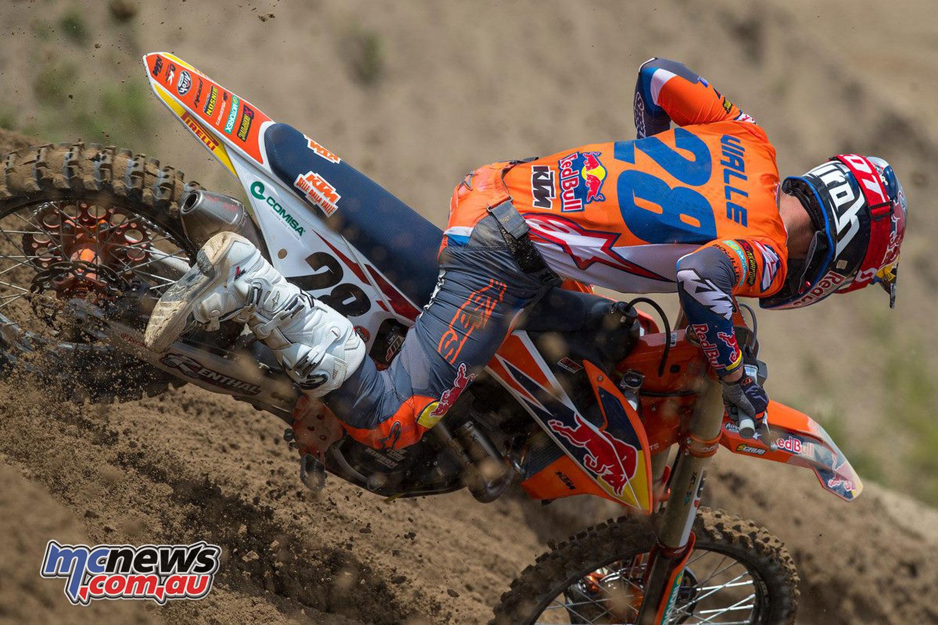 MXGP Lombardia Rnd Tom Vialle