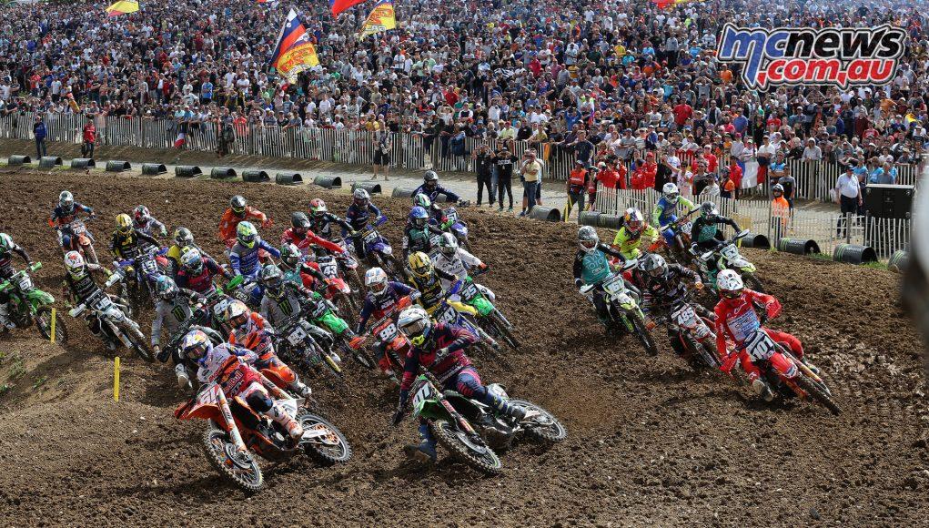 MXGP Rnd France MX Start