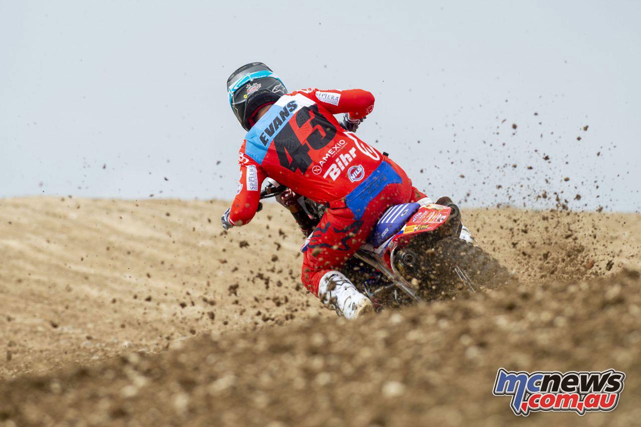 MXGP Rnd France Mitch Evans