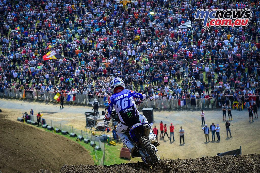 MXGP Rnd France Romain Febvre