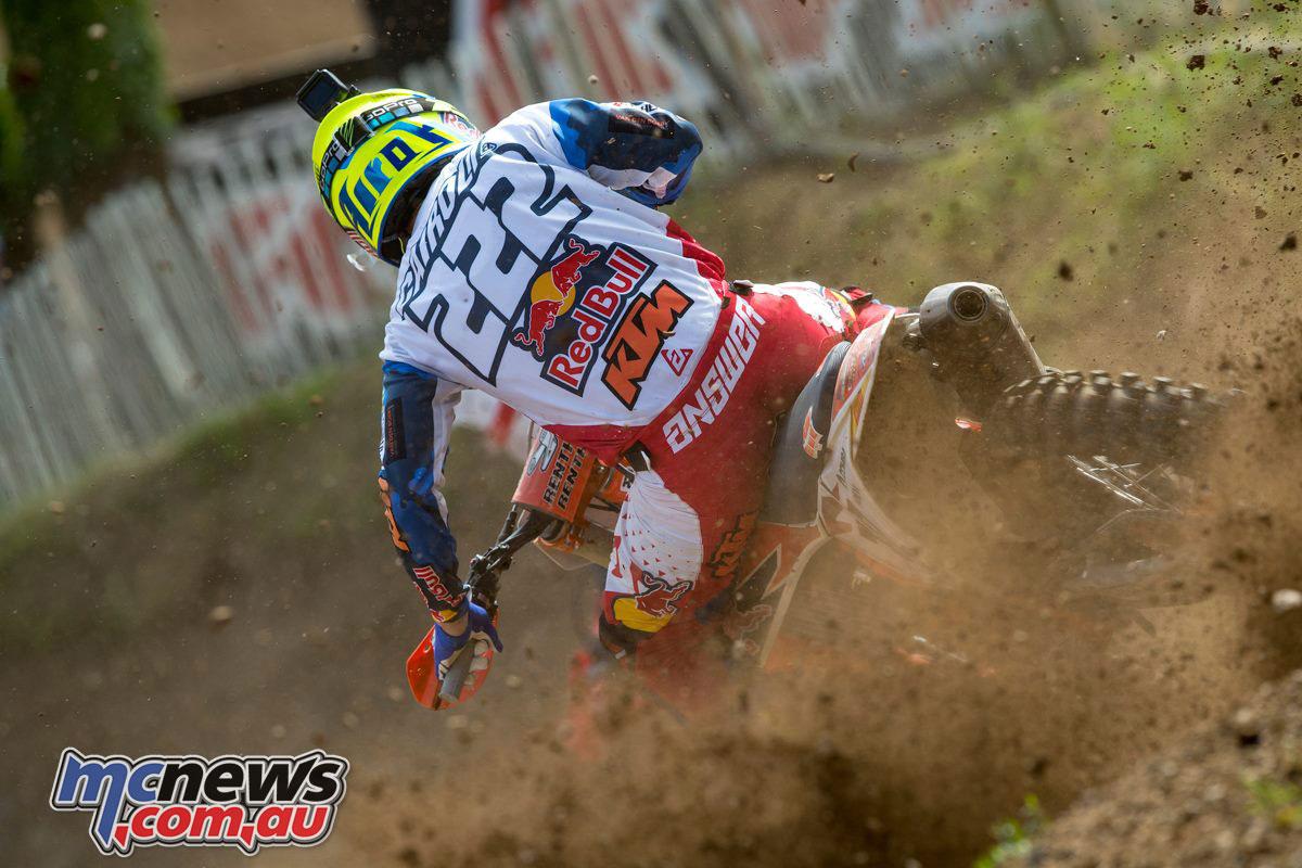 MXGP Rnd France Tony Cairoli