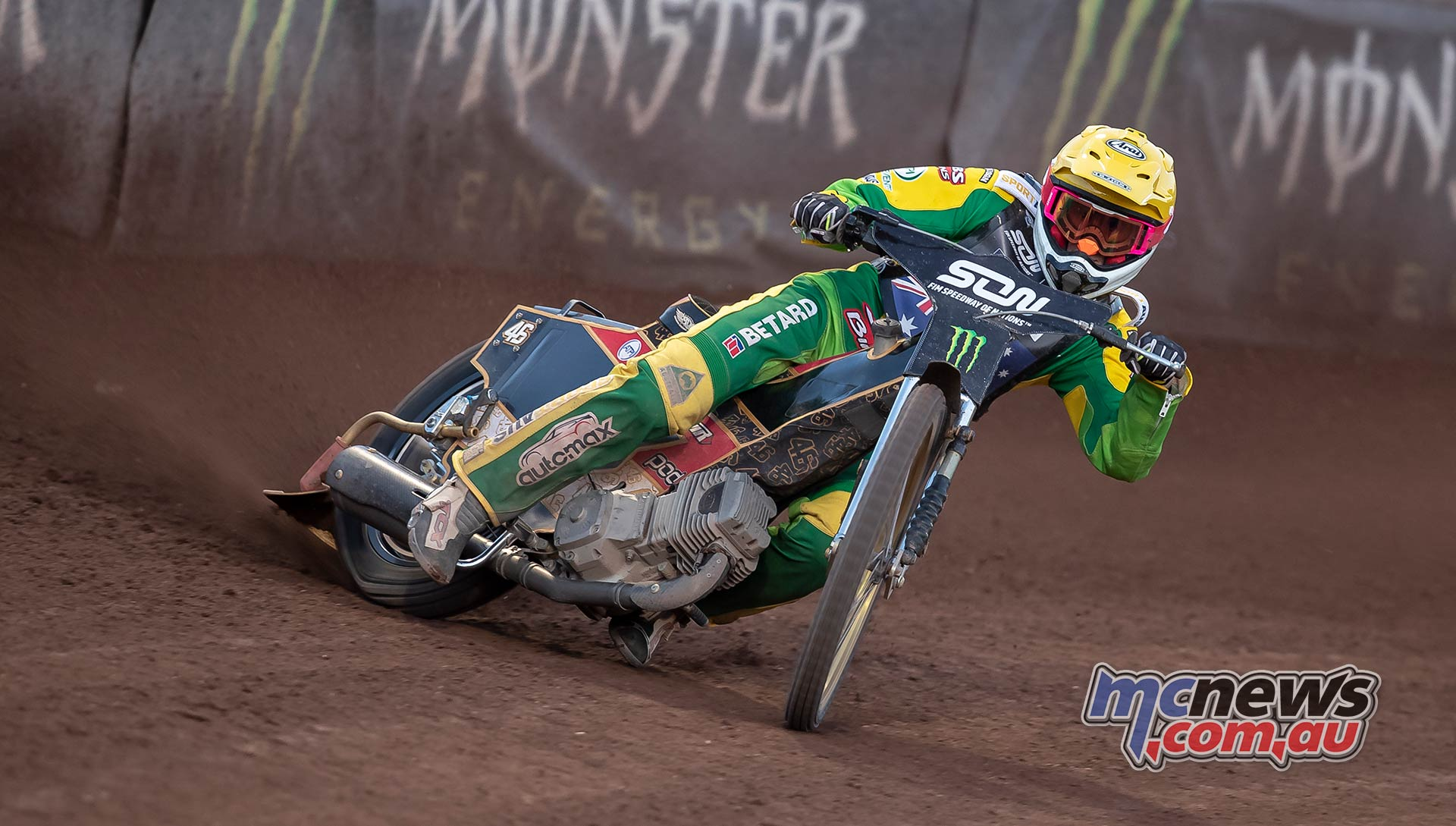 Monster Energy FIM Speedway of Nations Fricke ImageHaggisHartman