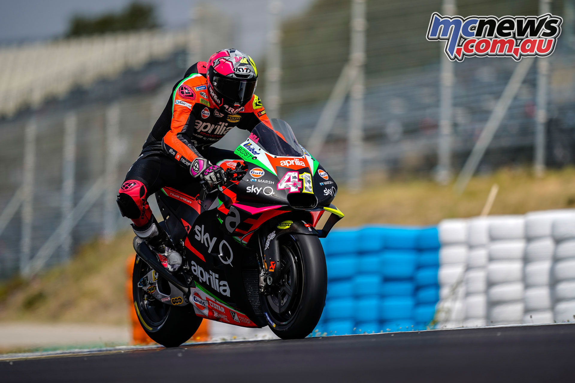 MotoGP Jerez Test Aleix Espargaro