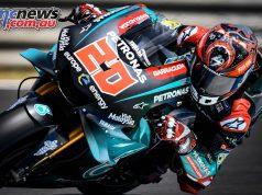 MotoGP Jerez Test Fabio Quartararo
