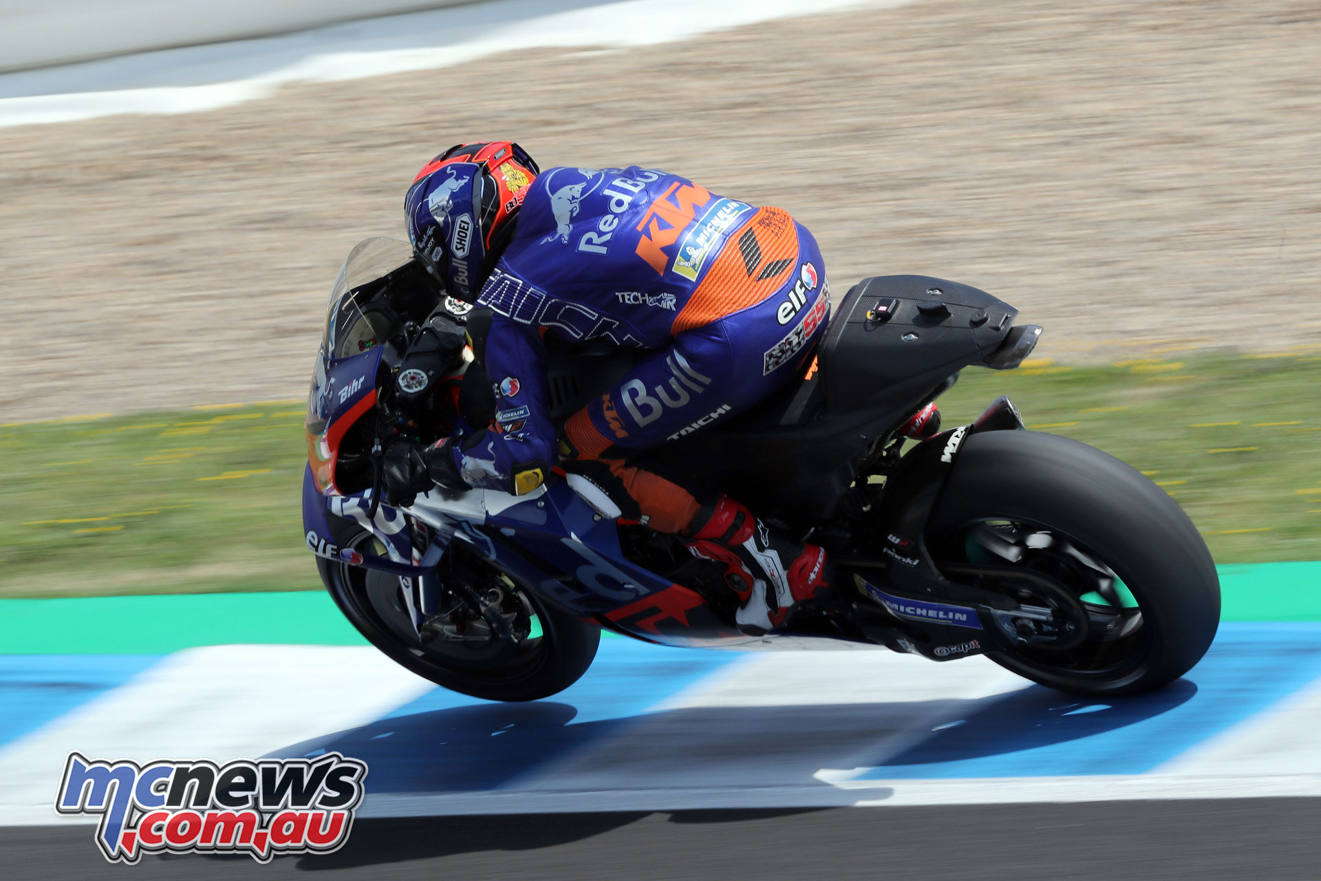 MotoGP Jerez Test Hafizh Syahrin