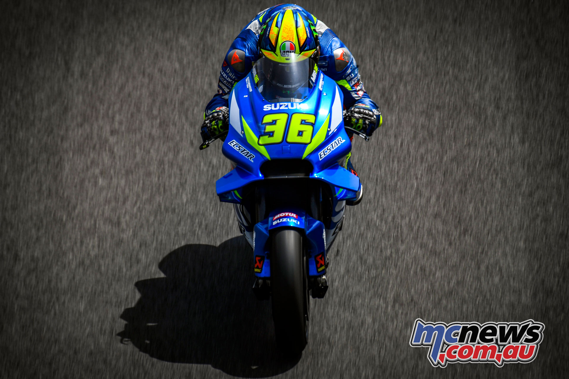 MotoGP Jerez Test Joan Mir