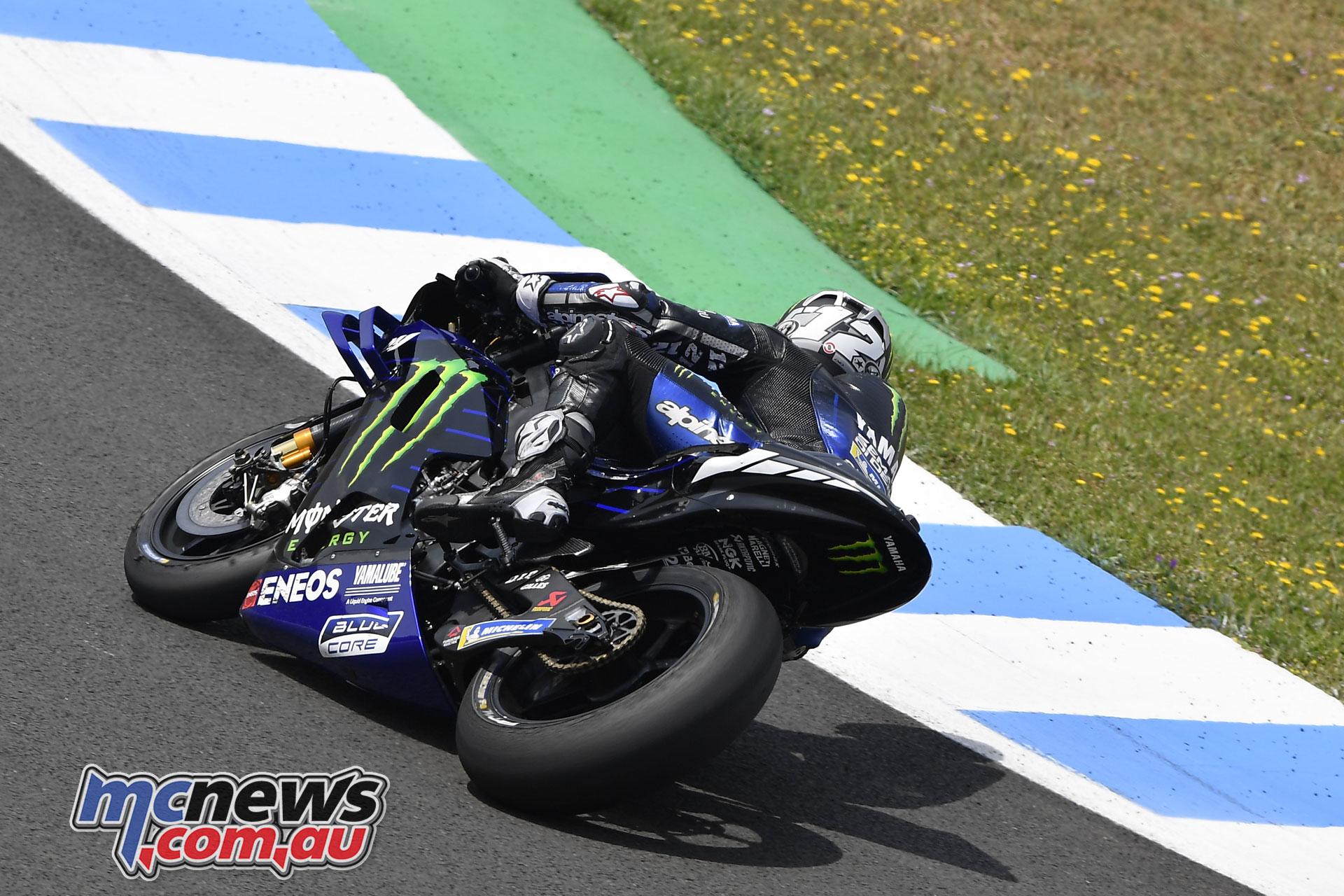MotoGP Jerez Test Vinales