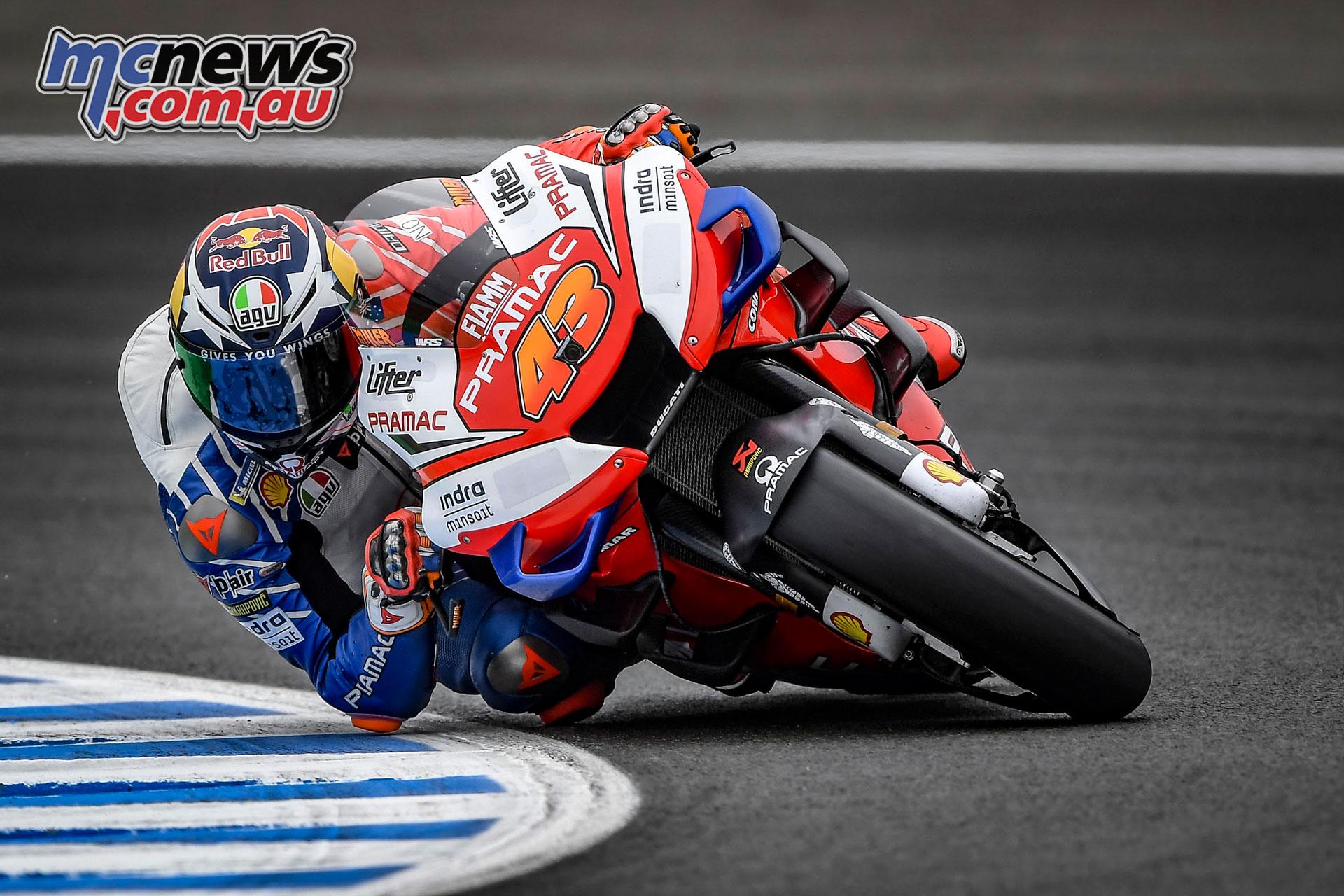 MotoGP Rnd Jerez Sat Jack Miller
