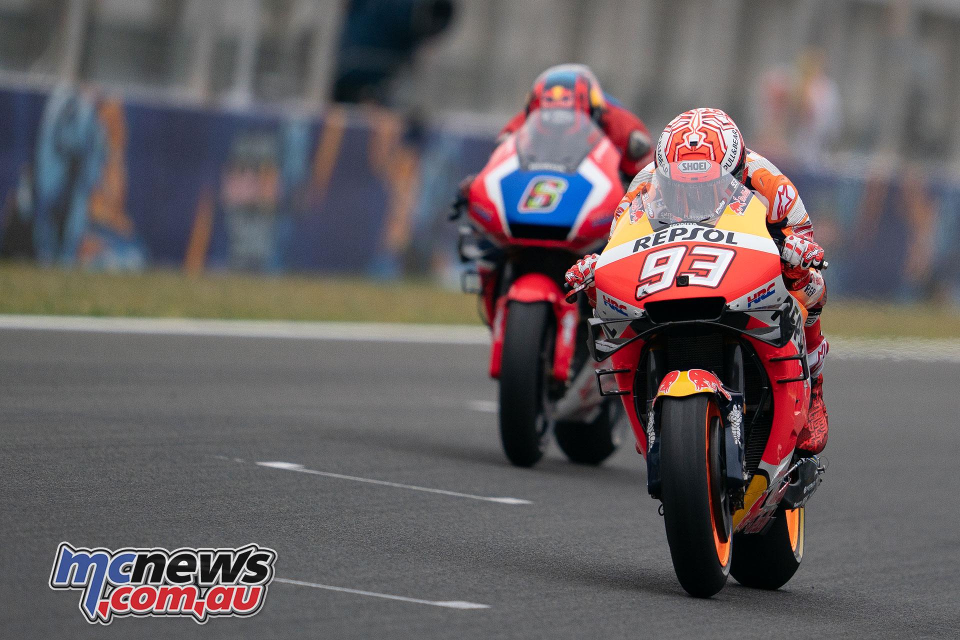 MotoGP Rnd Jerez Sat Marquez