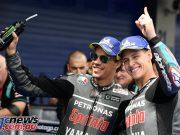MotoGP Rnd Jerez Sat Morbidelli and Quartararo
