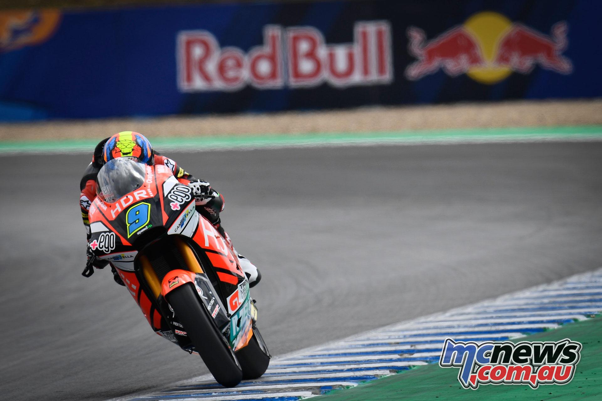 MotoGP Rnd Jerez Sat Moto Jorge Navarro