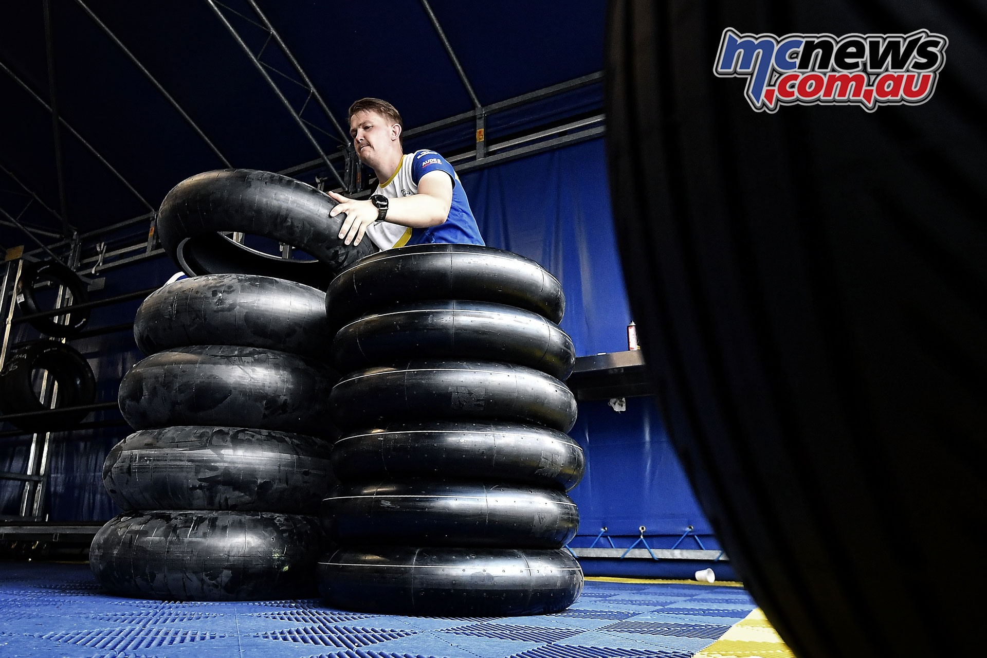 MotoGP Rnd Mugello Preview michelin