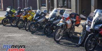 Suzuki Adventure Ride Preview
