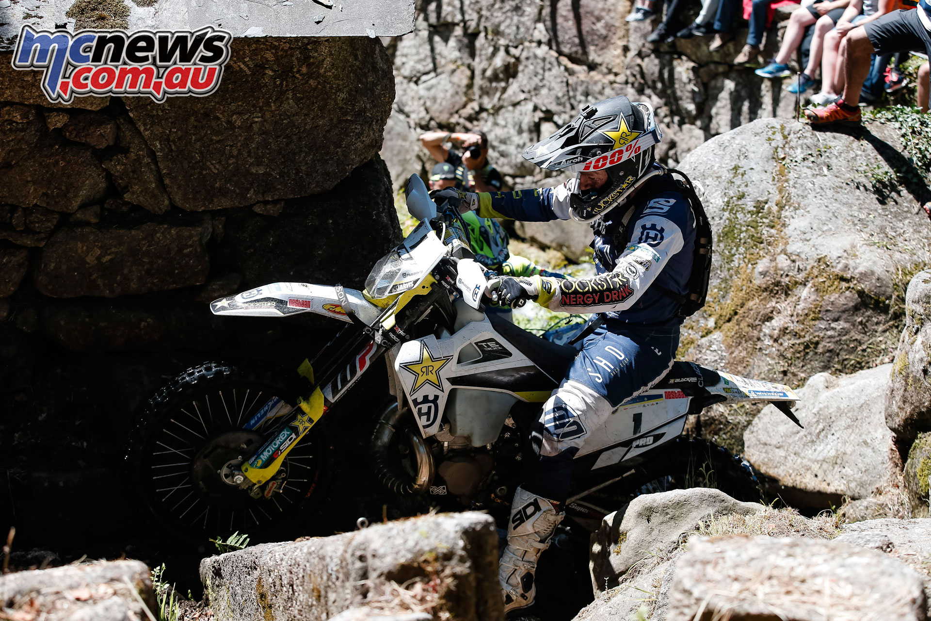 WESS Rnd Extreme XL Lagares Graham Jarvis FM