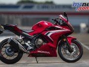 2019 Honda CBR500R