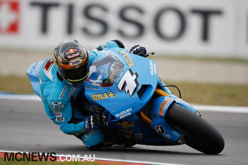 MotoGP Assen Vermeulen GP AN
