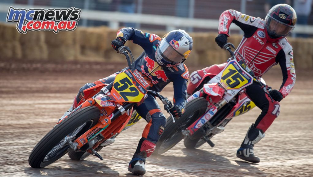 AFT Twins Red Mile Singles AXI