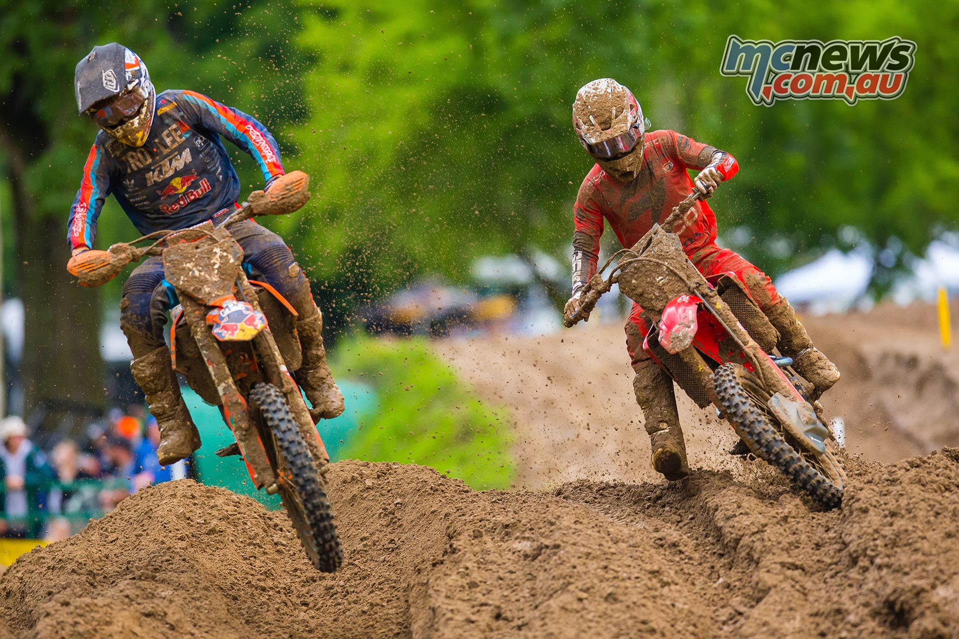 AMA MX SpringCreek Hunter Lawrence Geico Honda