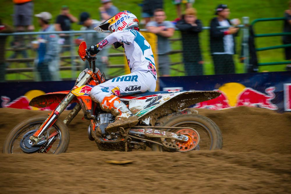 AMA MX SpringCreek Webb